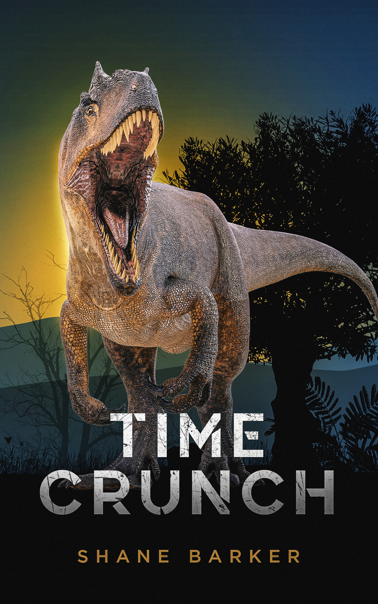 Time Crunch Ebook Cover